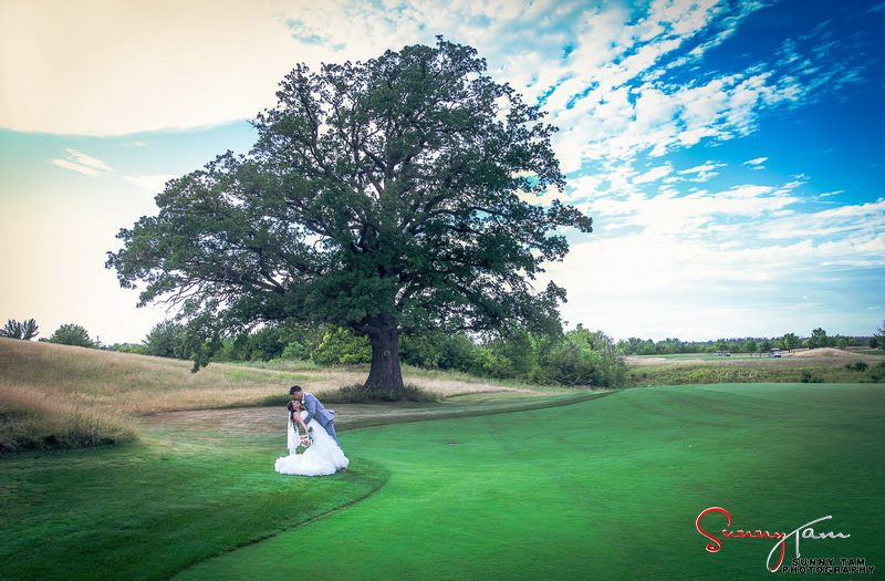 Sarah & Jacky -- Piper's Heath Golf Club Wedding - Milton Ontario