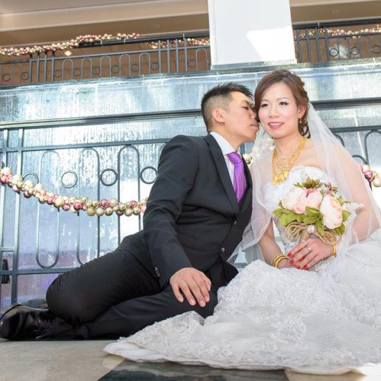 Natalie & Tian